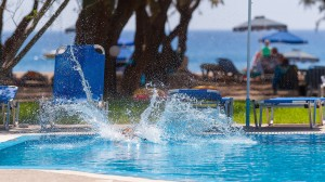 Stafilia Beach Hotel, Swiming Pool